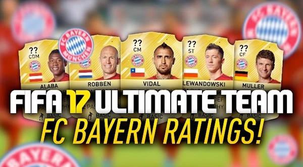 FIFA 17: EA Sports firma acuerdo con Bayern Munich