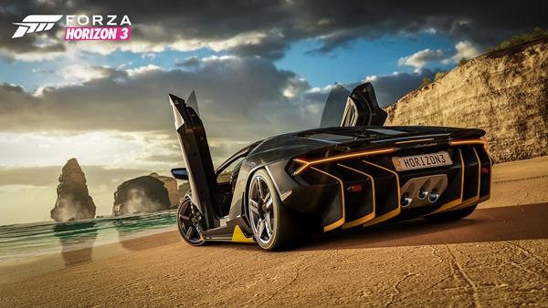 Microsoft revela detalles de Forza Horizon 3 y fase gold del juego