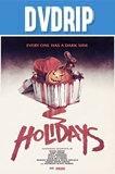 Vacaciones Infernales (2016) DVDRip Español Latino