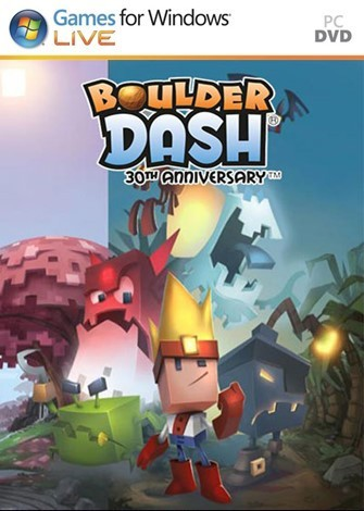 Boulder Dash 30th Anniversary PC Full Español