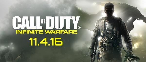 Desarrollo de Call of Duty: Infinite Warfare llega a su fin
