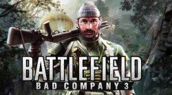 Portada de EA DICE habla de las posibilidades de Battlefield Bad Company 3