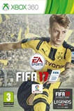 FIFA 17 XBOX 360 Español Latino