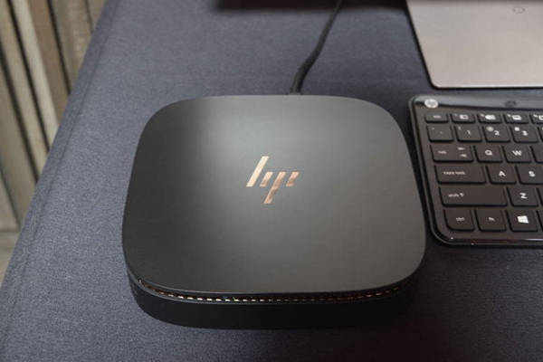 HP presenta su PC modular Elite Slice