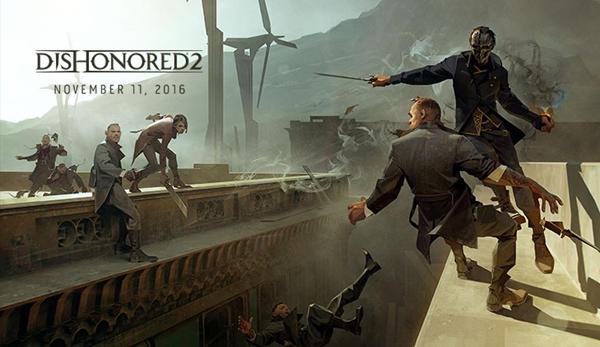 Jugadores solo verán el 20% de Dishonored 2