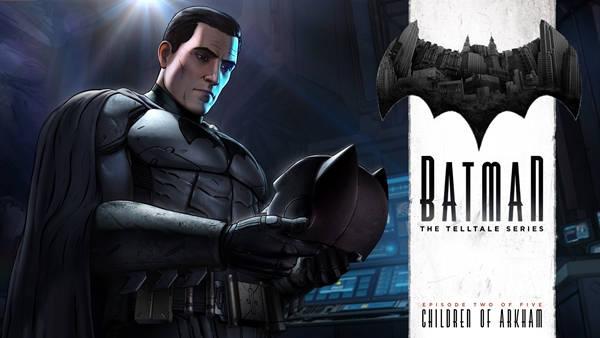 Liberación del Episodio 2 de Batman - The Telltale Series es el 20 de septiembre