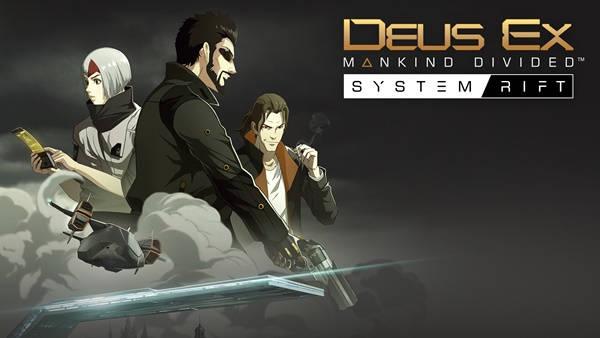 Liberan primer DLC de Deus Ex: Mankind Divided