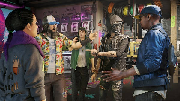Publican el trailer de la historia de Watch Dogs 2
