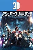 X-Men: Apocalypse (2016) 3D Latino