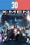 X-Men: Apocalypse (2016) 3D Latino