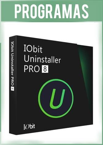 IOBit Uninstaller PRO 8.6.0.10 Final Español