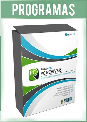 PC Reviver Versión 3.7.2.4 Full Español Optimizador del Sistema
