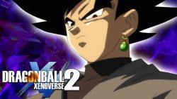 Portada de Black Goku en Dragon Ball Xenoverse 2: Confirmado en nuevo trailer