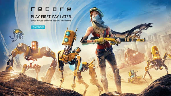 Demo de ReCore para PC con Windows y Xbox One ya está disponible