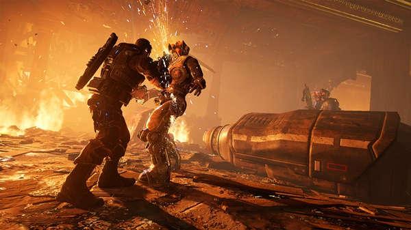 Doblaje al castellano de Gears of War 4 no estará disponible en lanzamiento