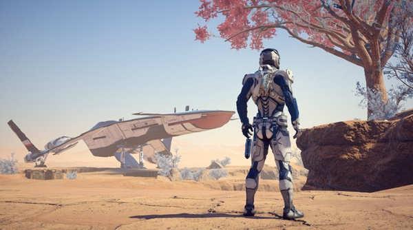 Mass Effect: Andromeda conserva aquello especial de la trilogía original
