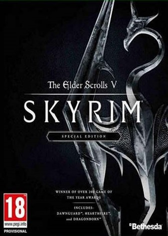 The Elder Scrolls V Skyrim Special Edition PC Full Español