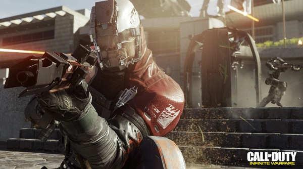 Estos son los cambios en Call Of Duty Infinity Warfare después de la beta
