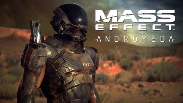 Se filtra fecha de lanzamiento para Mass Effect: Andromeda