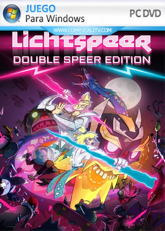 Lichtspeer Double Speer Edition PC Full Español