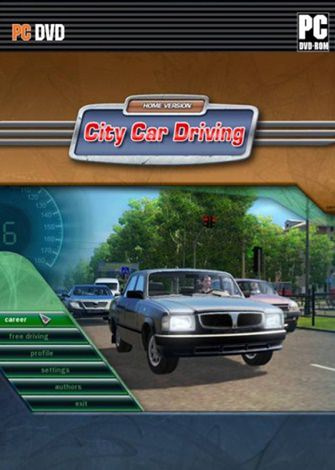 City Car Driving PC Full Español