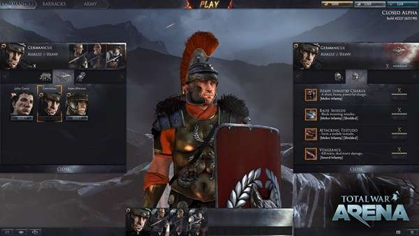 Total War: Arena llevará el sello de Wargaming, Sega y Creative Assembly