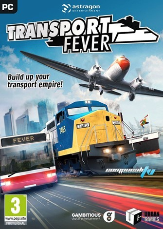 Transport Fever PC Portada