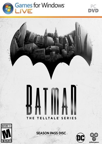 Batman The Telltale Series Shadows Edition (2016) PC Full Español
