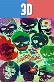 Suicide Squad (2016) 3D SBS Latino