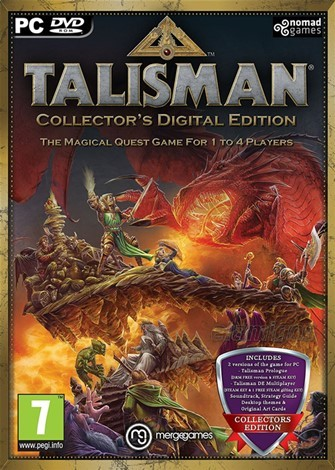 Talisman Digital Edition The Cataclysm PC Full Español