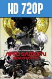Afro Samurai: Resurrection (2009) HD 720p Subtitulado