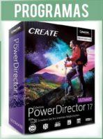 CyberLink PowerDirector Versión 17.0 Final Español