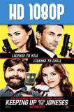 Espiando a los vecinos (2016) HD 1080p Latino