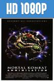Mortal Kombat 2 Aniquilación (1997) HD 1080p Latino