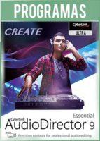 CyberLink AudioDirector Ultra Versión 9.0.2729.0 Español