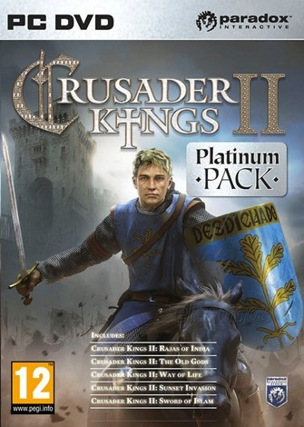 Crusader Kings II Holy Fury PC Full Español