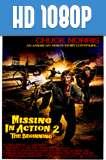 Desaparecido en acción 2 (1985) HD 1080p Latino