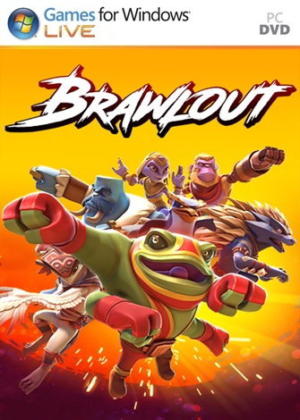 Brawlout PC Full Español