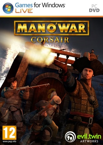 Man O' War: Corsair Warhammer Naval Battles PC Full Español