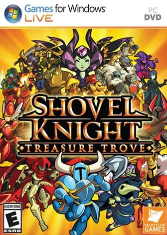 Shovel Knight: Treasure Trove (2014-2019) PC Full Español