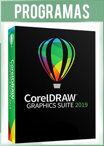 CorelDRAW Graphics Suite 2019 Versión 21.3.0.755 Full Español