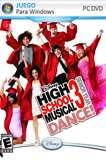 Disney High School Musical 3: Senior Year Dance PC Full Español