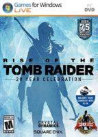 Rise of the Tomb Raider (2016) PC Full Español
