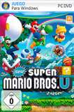 New Super Mario Bros U PC Emulado Full Español