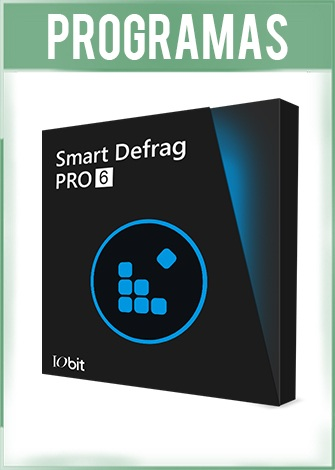 IObit Smart Defrag Pro Full Español