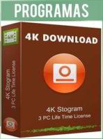 4K Stogram 2.6.17.1620 Final Full Español (Descargar fotos y vídeos de Instagram)
