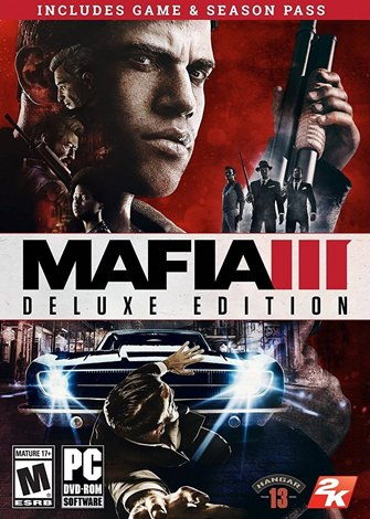 Mafia 3 Digital Deluxe PC Full Español
