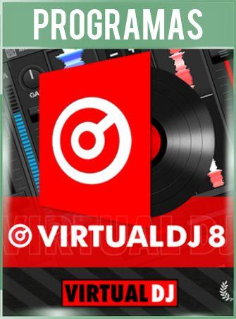 Atomix Virtual DJ Pro 8.3.5 Full Español