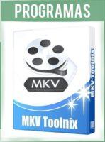 MKVToolnix Versión 26.0.0 Español