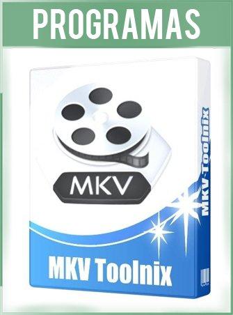 MKVToolnix Versión Portable Español